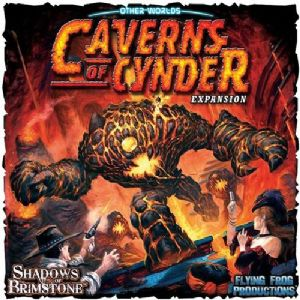 Shadows of Brimstone – Caverns of Cynder Expansion